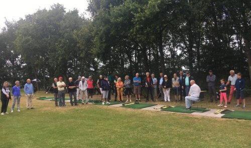 De Wageningse Golfclub bestaat 30 jaar