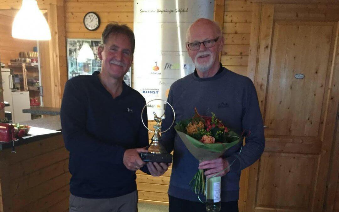 Winnaars Gentlemen- en Strokeplaykampioenschappen