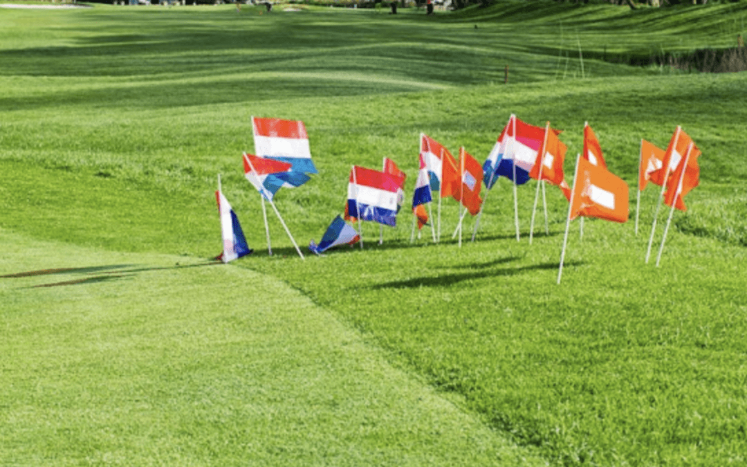 Dinsdag 18 september: vlaggetjeswedstrijd!