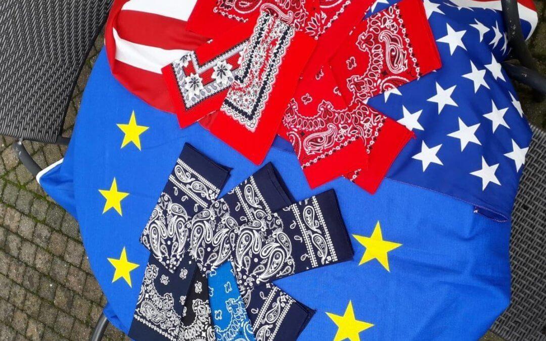 Weer verslaat Europa Amerika